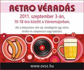 Retro Véradás 2011.