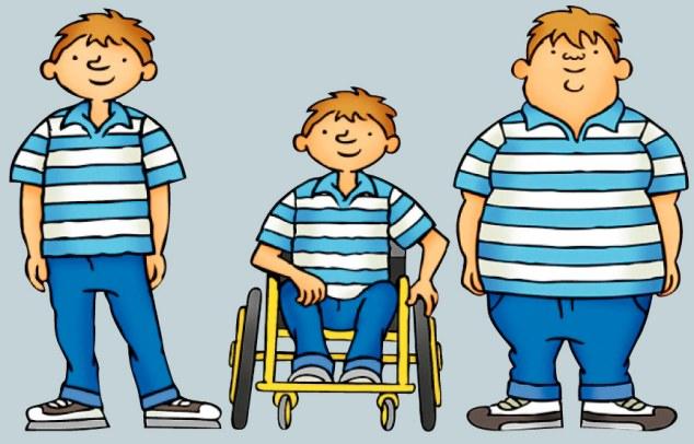 A négy éves gyerekek már előítéletesek a túlsúlyos emberekkel