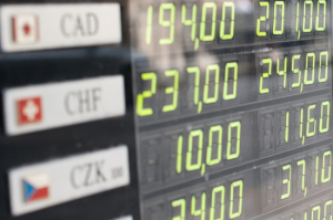 Devizapiac – 300 forint felett is járt az euró