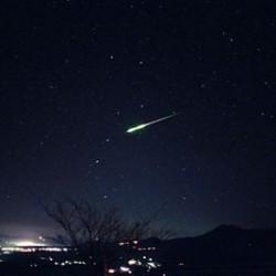 Quadrantida meteorraj