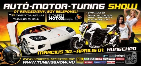 Auto-Motor-Tuning Show 2012.