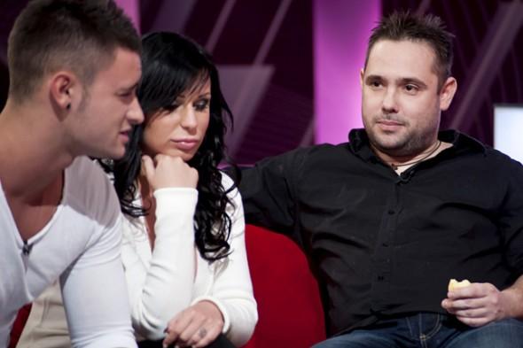Cristofel, Veronika és Péter