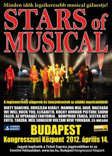 Stars of Musical 2012.