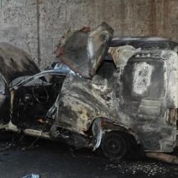 Öngyilkos robbantás Szombathelyen