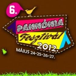 6. Pannónia Fesztivál – 2012. Szántód