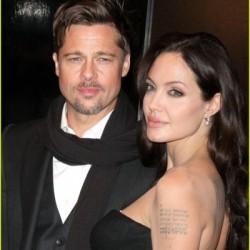 Brad Pitt és Angelina Jolie Budapesten nyaral