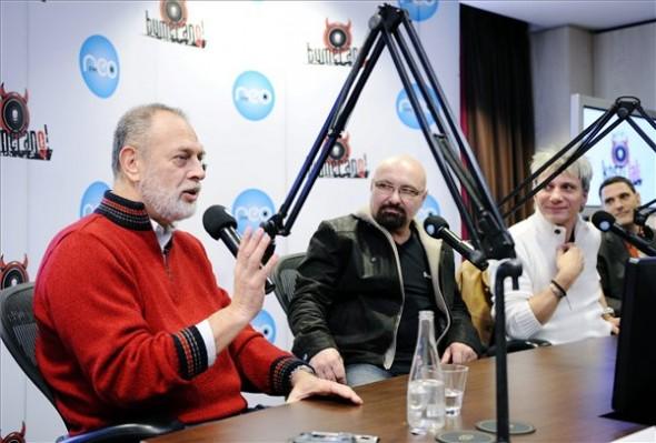 Boros Lajos, Voga János és Bochkor Gábor