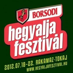 Borsodi Hegyalja Fesztivál – 2012.