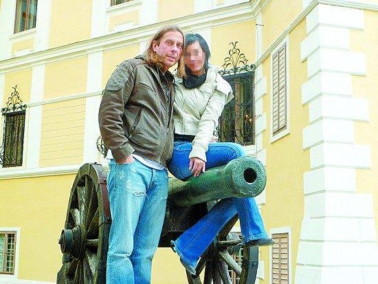 Kicska László és Betty