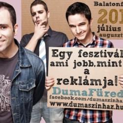 DumaFüred 2012.