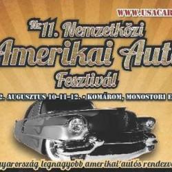 11. Nemzetközi Amerikai Autó Fesztivál
