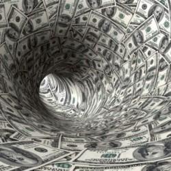 Havi 40 milliárd dollár zúdul a világra