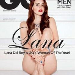 Meztelenül pózolt Lana Del Rey