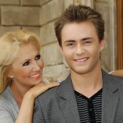Berkes Gabi és fia
