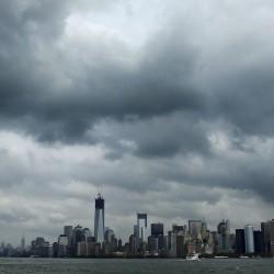 Retteg New York a Sandy hurrikán miatt