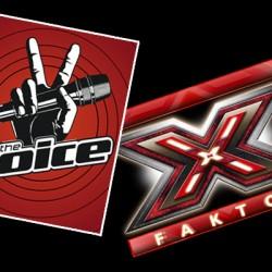 X-faktorral reklámozzák a The Voice-t
