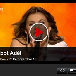 X-faktor: Csobot Adél – 5. élő adás – videó