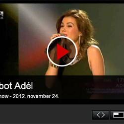 X-faktor: Csobot Adél – 2012. november 24.