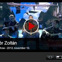X-faktor: Fehér Zoltán – 5. élő adás – videó