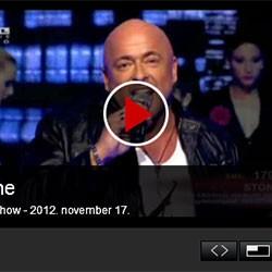 X-faktor: Stone – 2012. november 17.