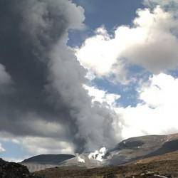 Kitört Mordor vulkánja Új-Zélandon