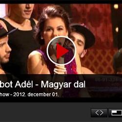 X-faktor: Csobot Adél – 2012. december 1.