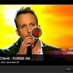 X-faktor: Szabó Dávid – 2012. december 8.