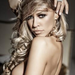 Hargitai Bea a januári Playboy címlapján – képek