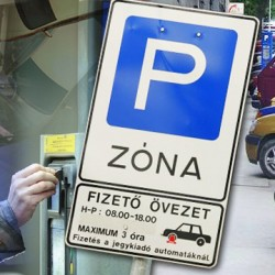 Drágul a budapesti parkolás