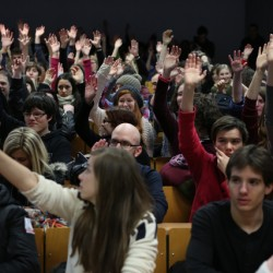 Három egyetemet foglaltak el a diákok