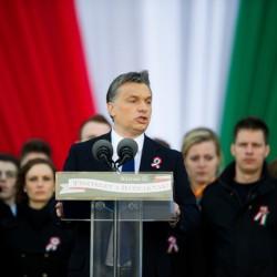 Orbán Brüsszelben lesz március 15-én