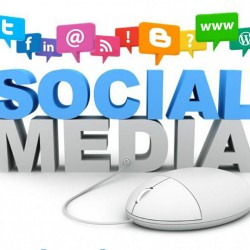 Közösségi média háló