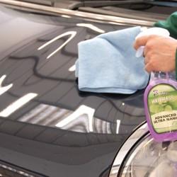 Hogyan is működik a nanotechnológiás autóbevonat?