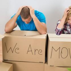 Költözéstörténelem a stressz tükrében