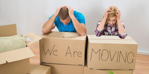Költözés – felgyorsult világunkban nagy stresszt jelenthet