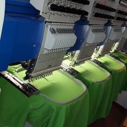 A klasszikus hímzéstől a gépi hímzés megjelenéséig
